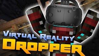 Download PADÁM ANI NEVIM KAM! - Minecraft VR DROPPER (HTC Vive Virtuální Realita!) Video