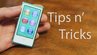 Download New iPod Nano (7th Generation) Tips and Tricks! Video