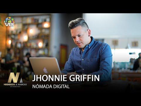 """Jhonnie Griffin: """"Al diablo con la oficina"""" conviértete en nómada digital"""