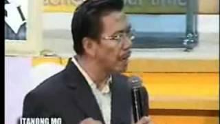 Download Itanong mo kay Soriano: Dapat bang magtalo talo ang lahat ng relihiyon at magsiraan? Video