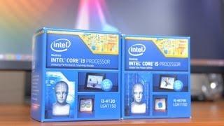 Download Haswell Showdown! Core i3-4130 vs Core i5-4670k Video