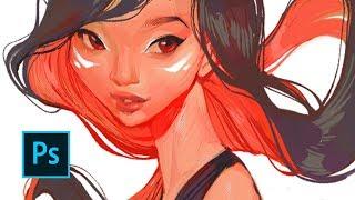 Download Art Makers: Lois van Baarle Creates Digital Illustrations in Photoshop   Adobe Creative Cloud Video