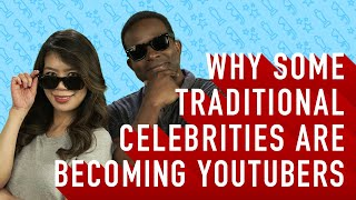 Download View in 2: Why Some Traditional Celebrities Are Becoming YouTube Creators | YouTube Advertisers Video