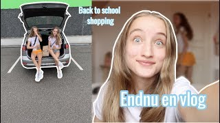 Download Sommerferie vlog! // Back to school shopping Video