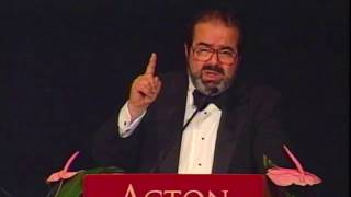 Download Justice Antonin Scalia's remarks at the Acton Institute's 7th anniversary dinner Video