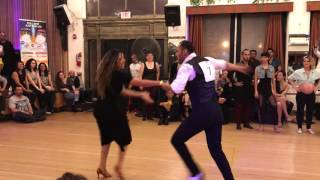 Download CRISTIAN OVIEDO & SERENA CUEVAS PLACE 2ND PLACE @ LA PRO TOP SOCIAL SALSA DANCER COMPETITION 2017 Video