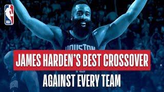 Download James Harden's Best Crossover vs Every Team | NBA Career Video