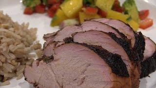 Download Jamaican Jerk BBQ Pork Tenderloin Recipe Video