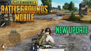Download PUBG MOBILE - NEW UPDATE GAMEPLAY ( COMPATIBILITY & BUG FIXES ) Video