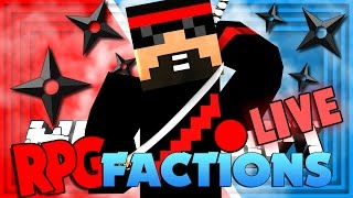 Download Minecraft: RPG Factions | NINJA STRATEGY?! [15] Video