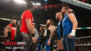 Download FULL MATCH - 5-on-5 Traditional Survivor Series Tag Team Elimination Match: Survivor Series 2016 Video