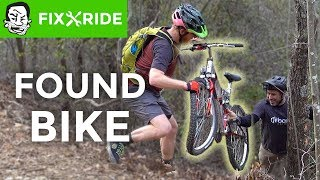 Download Found Bike gets repaired, ridden, and cashed in Video