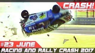 Download Week 23 June 2017 Racing and Rally Crash Compilation Video