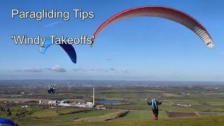 Download Paragliding Launch Tips - Windy Takeoffs for low-airtimers Video