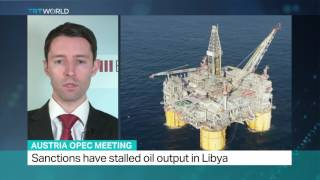 Download OPEC holding a meeting in Austria, 30th of November, 2016 Video