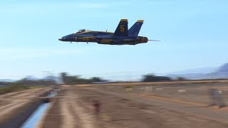 Download 2018 Blue Angels (February 2nd & 3rd) AMAZING low 6 takeoff! Video