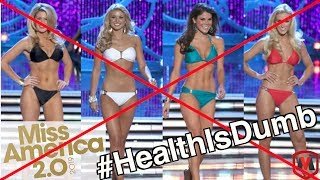 Download The Scary Truth: Miss America Body Shaming | Health Is For Stupid People Video