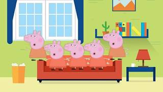 Download Five Little Peppa Pig Jumping on the Bed   Nursery Rhymes and More Video