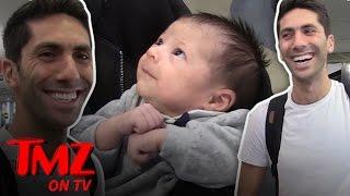 Download MTV's Nev Schulman & Laura Perlongo - Baby On Board | TMZ TV Video
