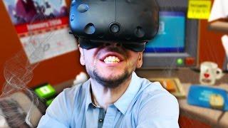 Download NEED MORE MEMES! | Job Simulator #4 (HTC Vive Virtual Reality) Video