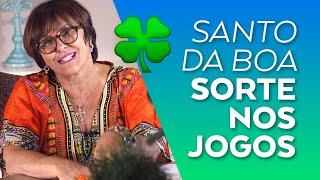 Download SÃO CONO o Santo da BOA SORTE nos JOGOS - por Márcia Fernandes Video
