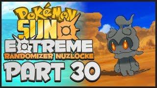 Download HE HAS A MARSHADOW?!?! | Pokemon Sun and Moon EXTREME Randomizer Nuzlocke - Part 30 Video