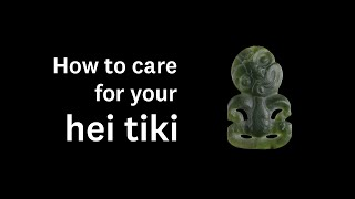 Download How to care for your hei tiki Video