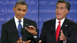 Download First Presidential Debate: Obama vs. Romney (Complete HD - Quality Audio) Video