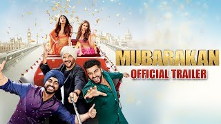 Download Mubarakan | Official Trailer | Anil Kapoor | Arjun Kapoor | Ileana D'Cruz | Athiya Shetty Video