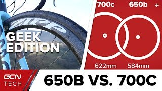 Download 650B Vs. 700C: The Geek Edition | GCN Tech Does Science Video
