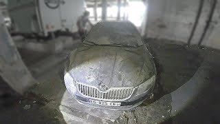 Download We found lots of FOREIGN Cars in ABANDONED Building. (Highlights) Video