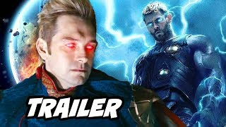 Download The Boys Season 2 Trailer - Stormfront First Look and Thor Easter Eggs Breakdown Video