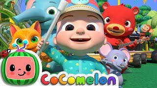 Download Musical Instruments Song (Animal Band) | CoCoMelon Nursery Rhymes & Kids Songs Video