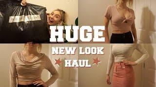 Download HUGE NEW LOOK HAUL Video
