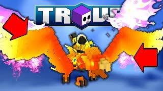 Download HOW TO CRAFT ″FREE″ PHOENIX in TROVE! ✪ How / Where to Get Fiery Feathers Video