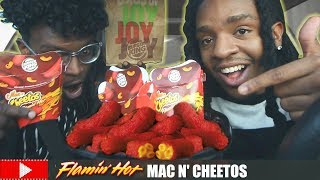 Download WHAT'S REALLY INSIDE BURGER KING'S FLAMIN' HOT MAC N' CHEETOS??? Video