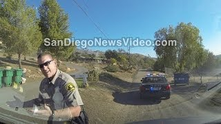 Download Deputy Alleges Media Failed To Yield - Dashcam Proves Otherwise, Lakeside Video