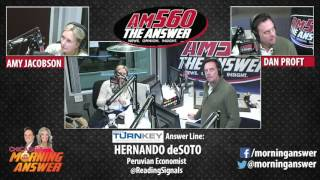 Download Chicago's Morning Answer - Hernando de Soto - December 1, 2016 Video