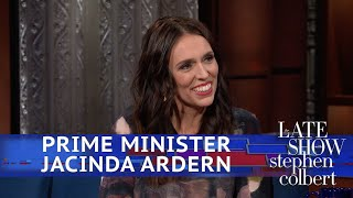 Download Prime Minister Jacinda Ardern Explains Why The UN Laughed At Trump Video