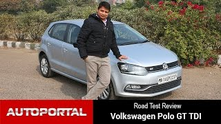 Download Volkswagen Polo GT TDI Test Drive Review - Autoportal Video