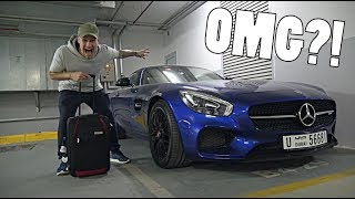Download ULTIMATE AIRPORT TRANSFER: DUBAI STYLE!! Video
