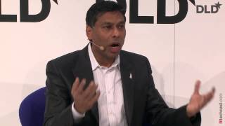 Download More Is More: Mindset of Abundance (Naveen Jain, CEO at Inome & Claudia Gonzalez) | DLD14 Video