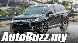 Download Mitsubishi Outlander 2.0L 4WD CKD Media Drive - AutoBuzz.my Video
