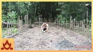 Download Primitive Technology: Planting Cassava and Yams Video