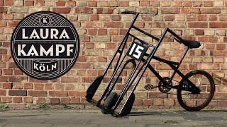 Download Laura´s Beer Bike (BMX meets Handtruck) Video