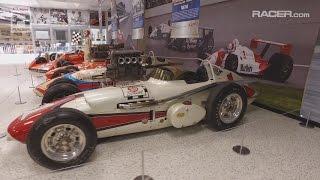 Download Indy 500: AJ Foyt Indy Museum Exhibit Pt 1 Video
