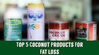 Download Top 5 Coconut Products to Use for Better Health | Thomas DeLauer Video