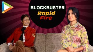Download HILARIOUS: Anushka Sharma and Katrina Kaif's UNMISSABLE Rapid Fire | ZERO Video