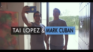 Download Mark Cuban & Tai Lopez: 19 Lessons From Having A Billionaire Over At The House For 4 Hours Video