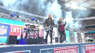 Download DEF LEPPARD – NFL Pre-Game - Official Performance Video Video